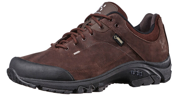 Haglöfs Ridge II GT hikingschoenen Heren bruin